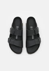 Birkenstock - ARIZONA BF TRIPLES  - Klapki - black - 5