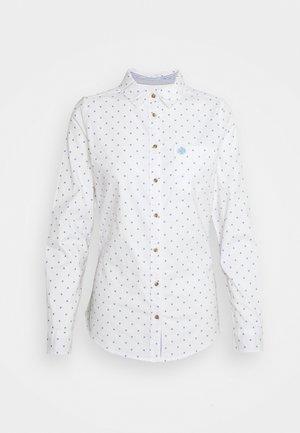 CAMISA OXFORD  - Button-down blouse - white