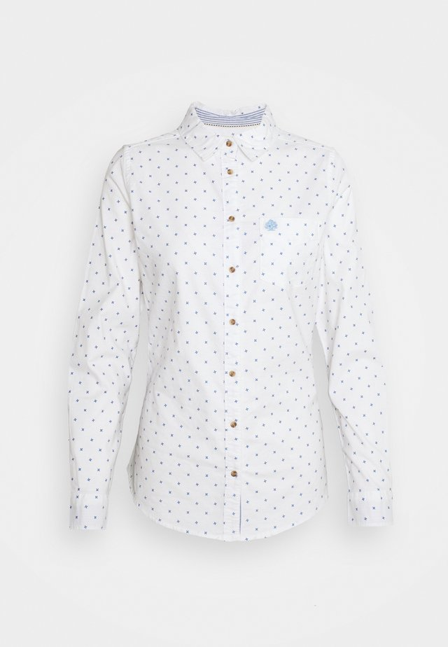 CAMISA OXFORD  - Button-down blouse - white