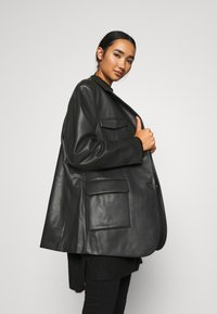 Monki - Blazer - black - 3