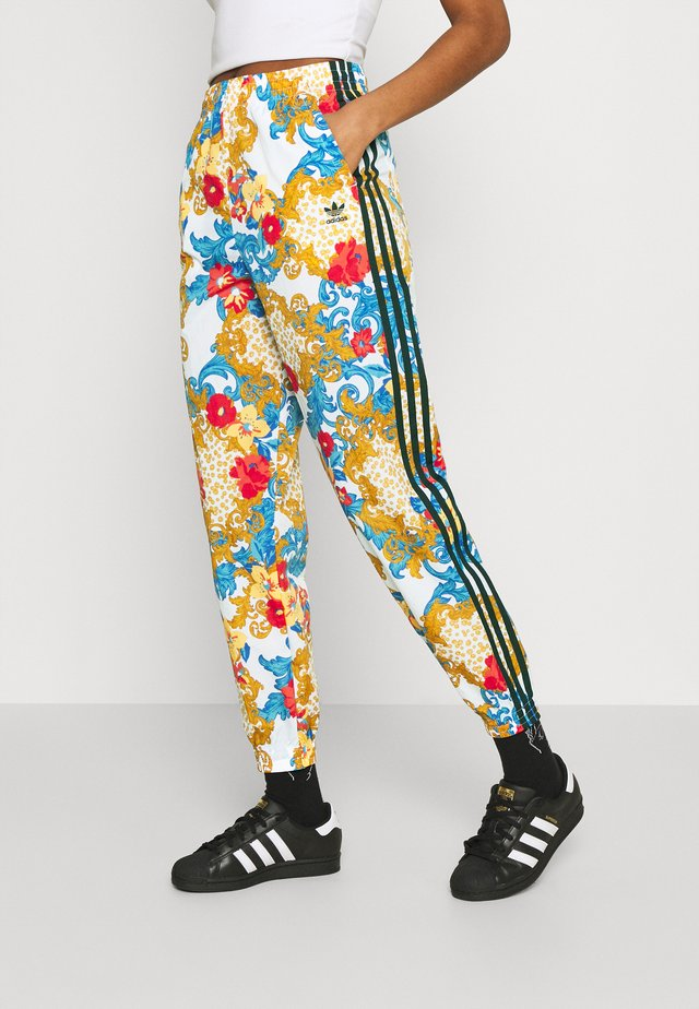 TRACK PANTS - Tracksuit bottoms - multicolor