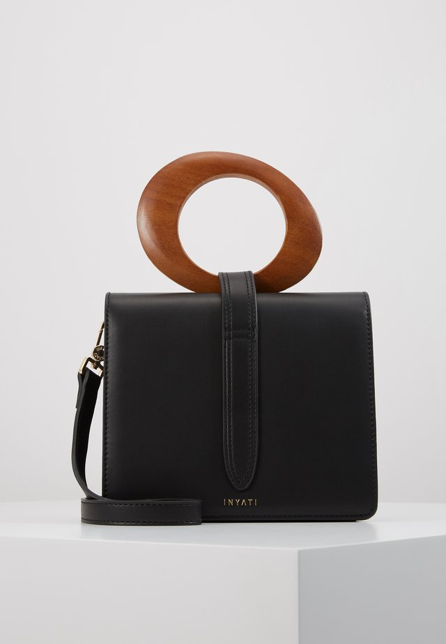 ABBEY - Handbag - black