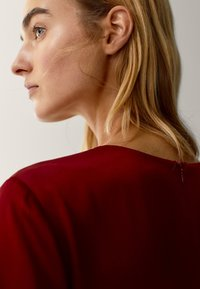 Massimo Dutti - Korte jurk - red - 3