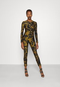 Versace Jeans Couture - GYM - Mono - black/gold - 0
