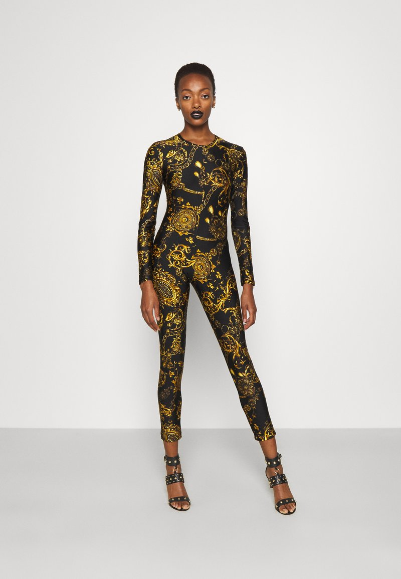 Versace Jeans Couture - GYM - Mono - black/gold