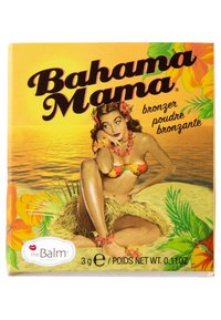 the Balm - BAHAMA MAMA TRAVEL SIZE - Bronzeur - bronze - 1