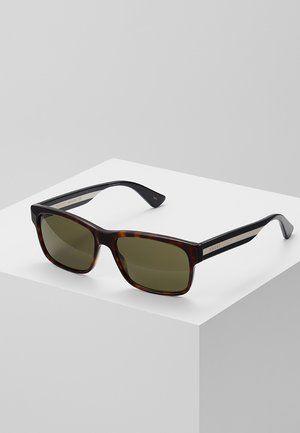 Sunglasses - havana/multicolor/green