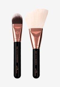 Luvia Cosmetics - EXPANSION SET - Makeup brush set - black diamond - 5