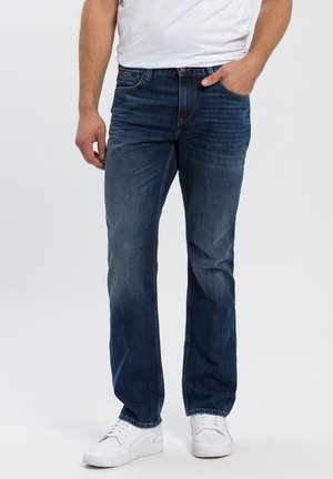 DYLAN - Straight leg jeans - dark-blue