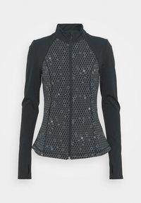 Sweaty Betty - POWER WORKOUT ZIP THROUGH JACKET - Sports jacket - grey - 5