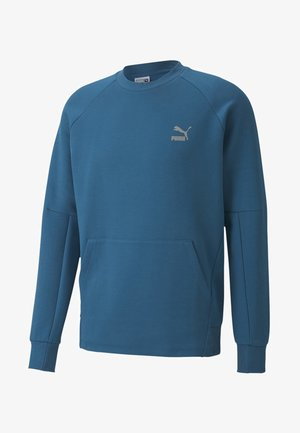 CLASSICS TECH - Sweatshirt - digi-blue