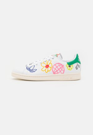 STAN SMITH  - Trainers - footwear white/green/chalk white