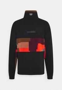Grimey - DULCE HIGH NECK UNISEX - Sweatshirt - black - 1