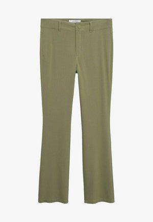 LIZZY - Trousers - grün