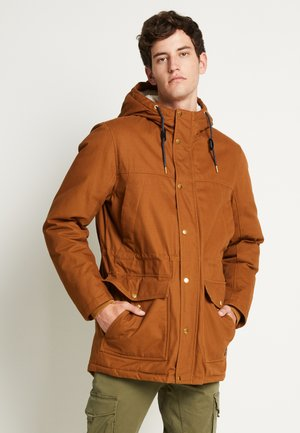 JORWALLY JACKET - Cappotto invernale - rubber
