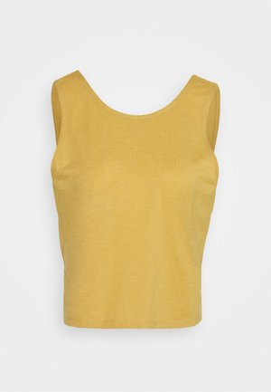 LIFESTYLE TANK - Top - honey gold marle