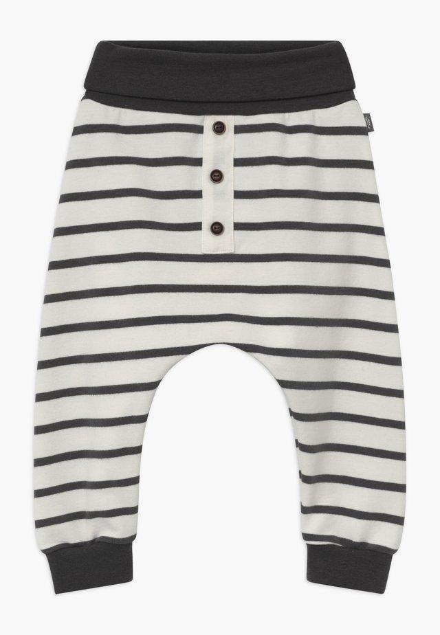 BABY  - Spodnie materiałowe - seal grey