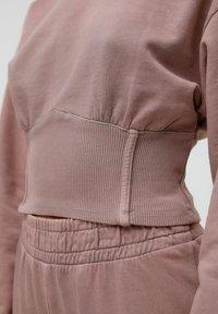 PULL&BEAR - Sweatshirt - mottled pink - 5
