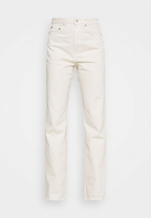 ROWE WIN - Jeans Straight Leg - tinted ecru