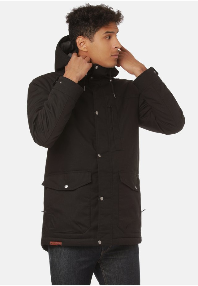 CALEDON - Winter jacket - black