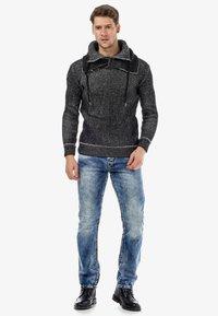 Cipo & Baxx - Slim fit jeans - ijsblauw - 1
