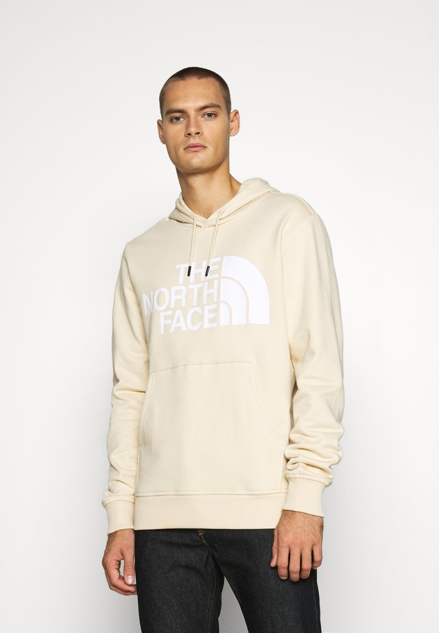 STANDARD HOODIE - Jersey con capucha - bleached sand