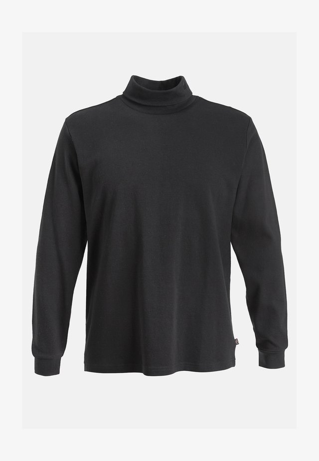 CLAUDIO - Pitkähihainen paita - black