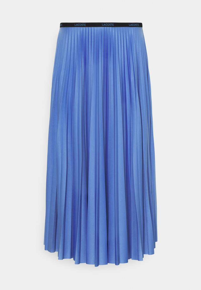 Lacoste - A-line skirt - turquin blue