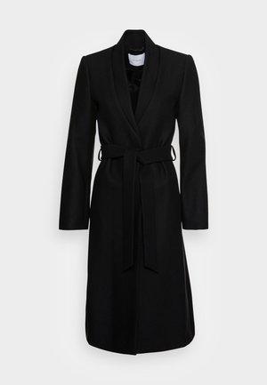 CHRISTINA - Classic coat - black