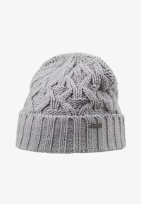 Michael Kors - CABLE CUFF HAT - Mössa - heather grey - 4