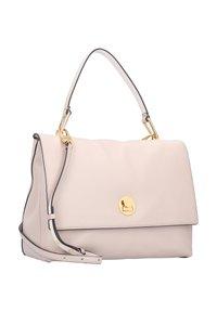 Coccinelle - Handbag - powder pink/lambskin white - 1
