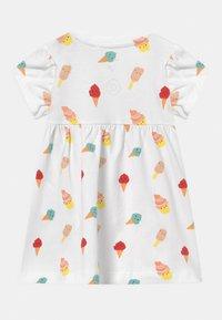 Name it - NBFJILLY - Jersey dress - bright white - 1