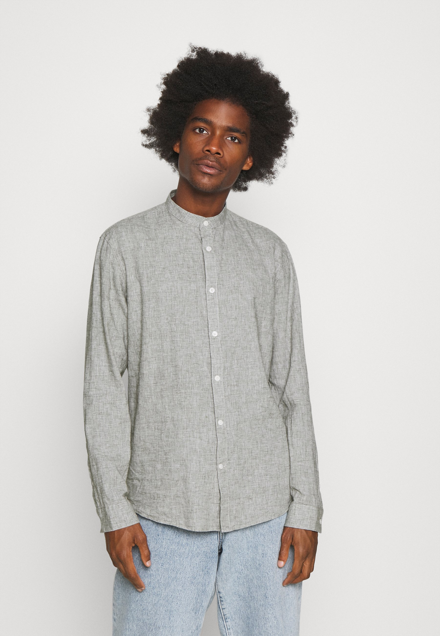 Uomo BLEND MANDARIN - Camicia