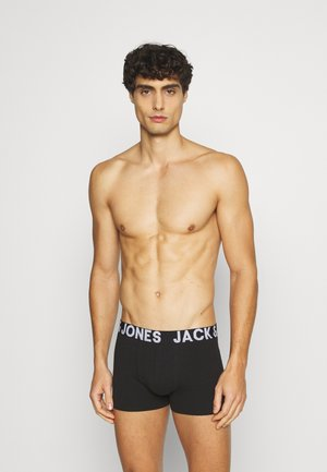 JACTHOMAS TRUNKS 2 PACK - Shorty - black/firey red