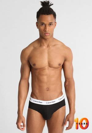 BRIEF 3 PACK - Briefs - black