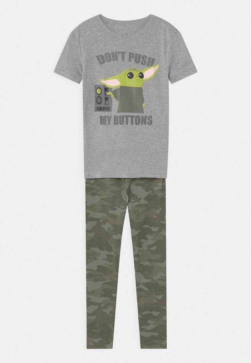 GAP - BOY CHILD MANDOLORIAN STAR WARS - Pyjama set - heather grey