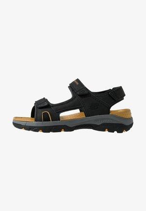 TRESMEN - Walking sandals - black