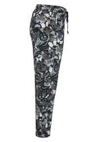 Cambio - JORDEN SEAM - Trousers - dark shaded butterfly camouflage - 2