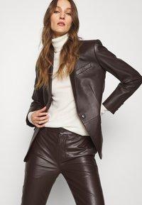 Lauren Ralph Lauren - BONARO - Blazer - chocolate - 3