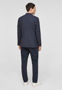 s.Oliver BLACK LABEL - SLIM FIT - Giacca elegante - dark blue - 2