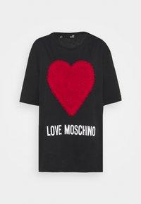 Love Moschino - Triko spotiskem - rosso - 4