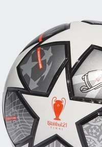 adidas Performance - FINALE 21 20TH ANNIVERSARY UCL MINI FOOTBALL - Voetbal - white - 2