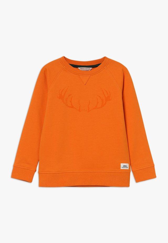 GARLAND SWEATER - Huppari - clementine