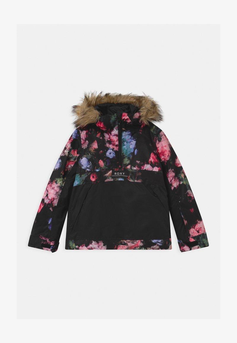 Roxy - Snowboardová bunda - true black
