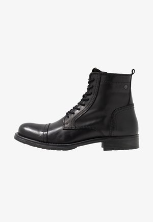 JFWRUSSEL - Lace-up ankle boots - anthracite
