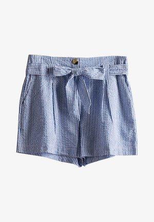 DESERT PAPER  - Shorts - blue stripe