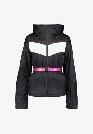 WELS - Snowboardjacke - black out