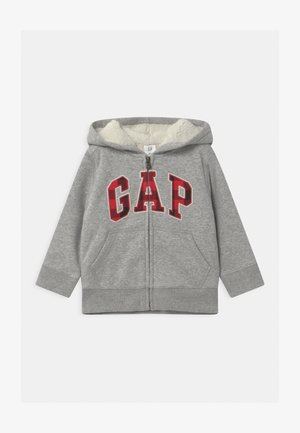 TODDLER BOY COZY LOGO - Sweatjakke /Træningstrøjer - light heather grey