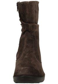 Legero - Wedge boots - Lavagna (Grau) - 5