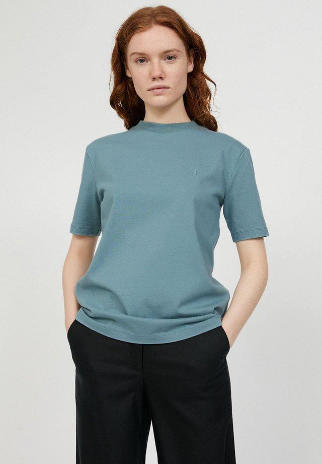 TARAA - T-shirt basic - soft moss